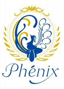新phenixロゴ