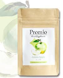 プロミオ フルーツサプリメント グリーンアップルフレーバー (菌の力ですっきり) 30g