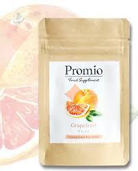 プロミオ フルーツサプリメント グレープフルーツフレーバー (燃焼効果で身体ポカポカ) 30g