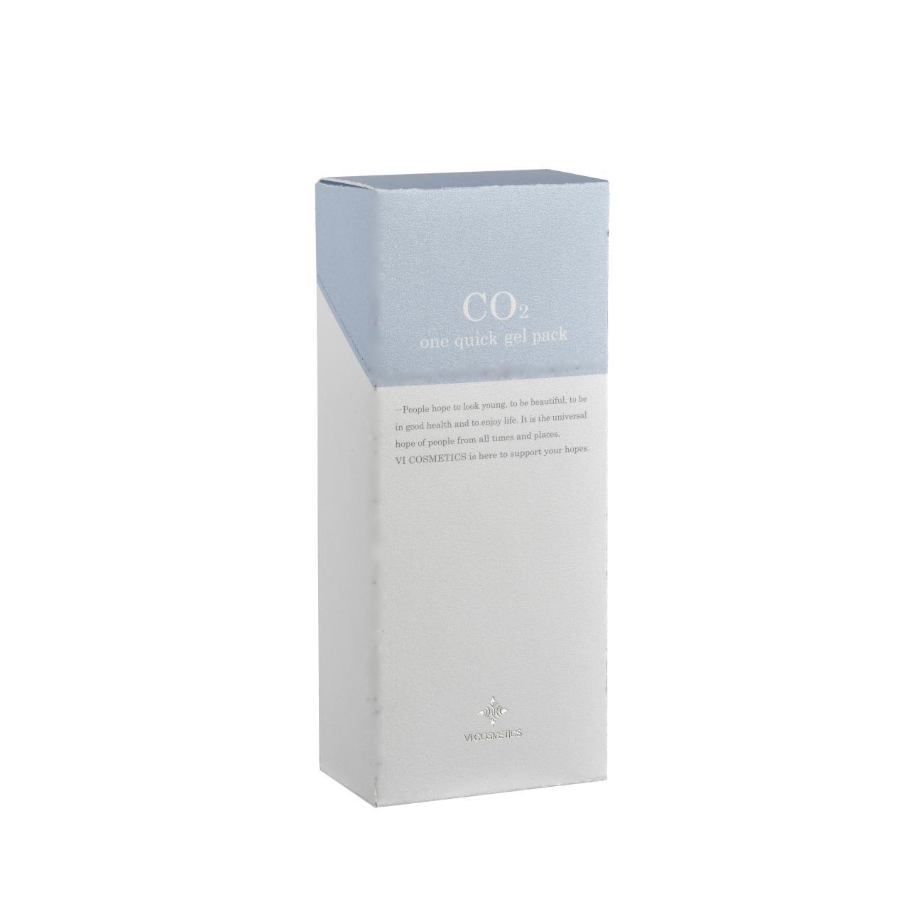 CO2ワンクイックジェルパック      ボトルタイプ 70g  ¥ 6,300 (税抜)   パウチタイプ 10g / 1箱5包入  ¥ 4,500 (税抜)
