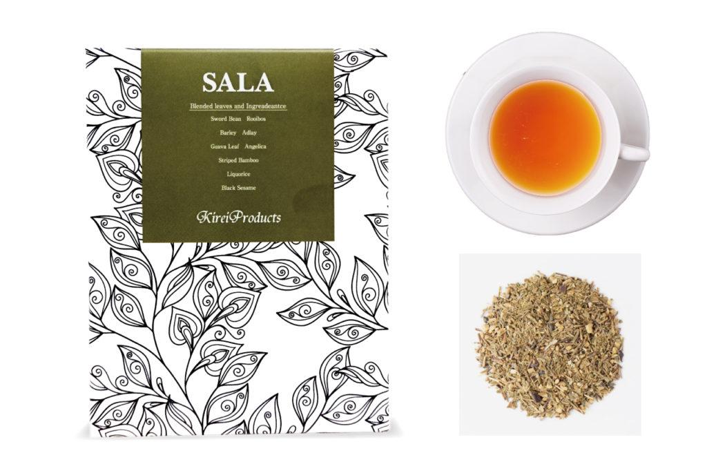 SALA(サラ)~免疫力アップ&血液サラサラサポートティ~  定価/4g×30包 4,500円(税込4,860円)
